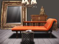 Möbel aus Holz, Metall, Kunststoff oder Karton