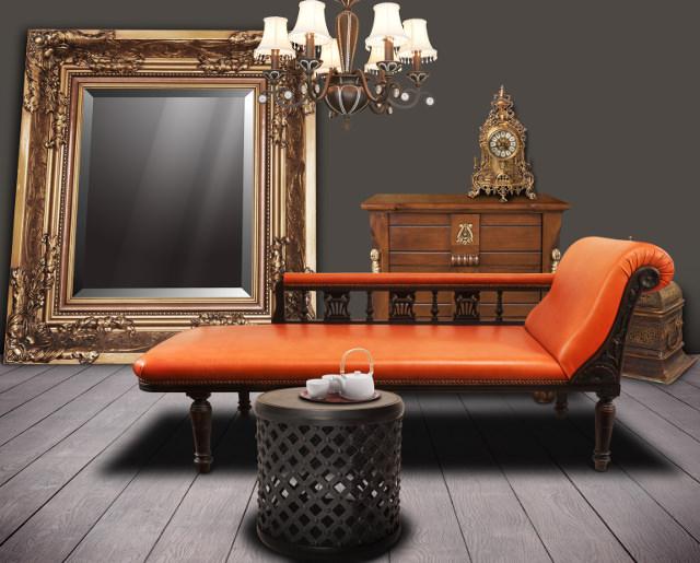 Möbel-Material