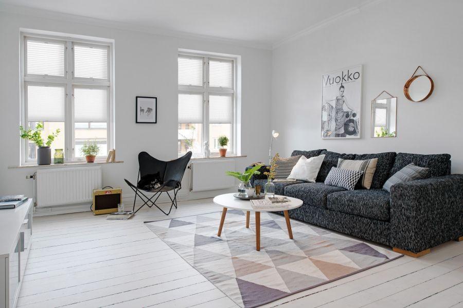 Plissee für Wohnzimmer